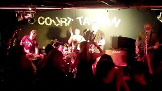 Beat on The Brat - Ramones cover -The Fletchers live 9-20-14