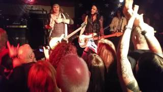 ALICE COOPER BAND & PHIL COLLINS from DEF LEPPARD LIVE at The NICK