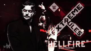 """WWE Extreme Rules 2017 Official Theme Song """"Hellfire"""" ᴴᴰ"""