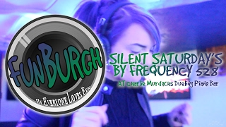 FunBurgh at Silent Saturday's by Frequency 528