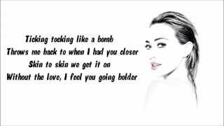Hilary Duff - Sparks (Lyrics)