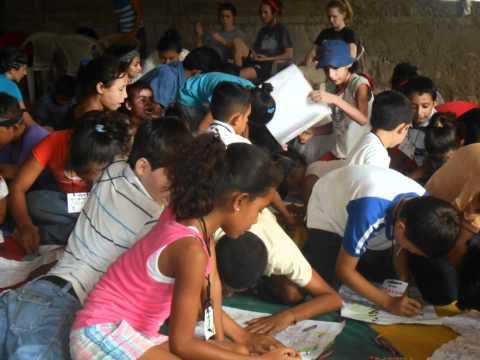Nicaragua Student Missions 2012