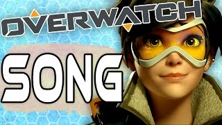 """OVERWATCH SONG """"Overcome"""" ♫ Song and Rap by TryHardNinja"""