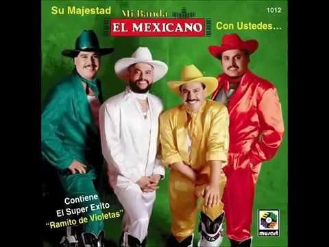 La Flaca de Mi Banda El Mexicano Letra y Video