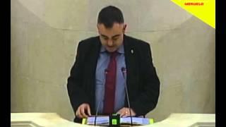 José Miguel Fernández Viadero defendiendo un #MerueloParaTodos
