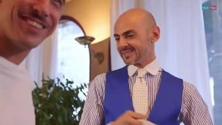 Francesco Gabbani - Real Time a Sanremo con Enzo