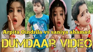 new viral video Arpita Oindrila vs Saniya ahamad video