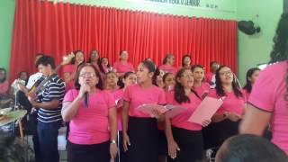 """Vocal Rosa de Saron """"Continue dando Glória"""""""