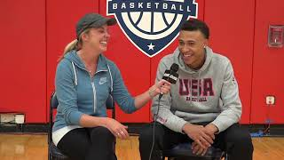 2020 Five-Star RJ Hampton dishes on Memphis visit, Kentucky offer and more