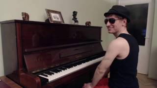 Cher - If I could turn back time - my piano cover