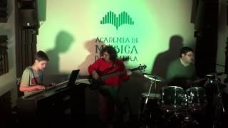 Nuno Santos Piano Prof João Ferreira Caçador de Sois Ala dos Namorados Acomp Miguel Duarte Mar2015