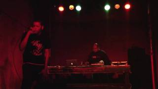 The Don Robinson / Jon Doe - Dedicated Live