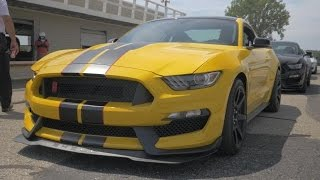2016 Ford Shelby GT350R Mustang Ride Along