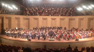 II encontro de orquestras educacionais SJC(Música Dragonhunter)