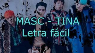 Aprenda a cantar Tina -  MASC (letra simplificada fácil)