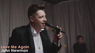 John Newman - Love Me Again (Official Video) [Lyrics + Sub Español]