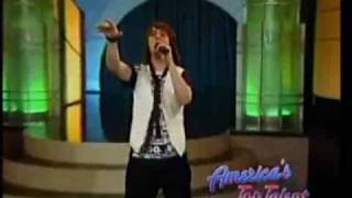 Mitchel Musso sings Lets do This by Hannah Montana