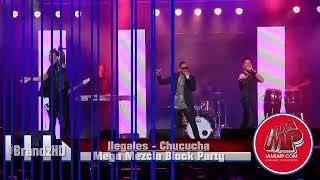 Mega Block Party De Alex Sensation Ilegales Live