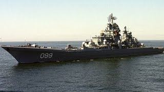 Russian Warships Deployed To Mediterranean