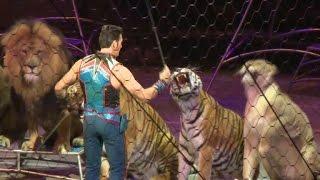 Ringling Bros. Circus takes final bow