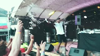 Skepta - Shutdown | Live in Wanaka, New Zealand (2015)