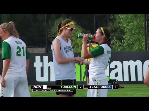 Video Thumbnail: 2012 College Championships, Women's Pre-Quarter: Oregon vs. Cal