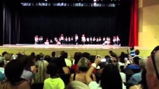 Brody multicultural show kindergarten