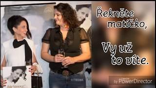 Lucie Bílá feat. Radůza - Marie a svatá Anna