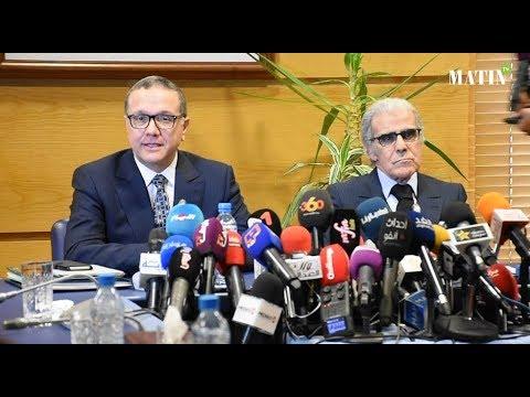 Video : Mohamed Boussaïd et Abdellatif Jouahri montent au créneau pour défendre la réforme du régime de change