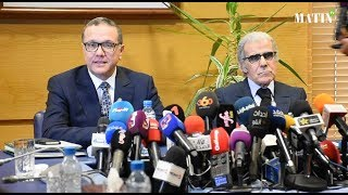 Mohamed Boussaïd et Abdellatif Jouahri montent au créneau pour défendre la réforme du régime de change