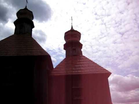 Старовинна церква… Пирогів.Україна