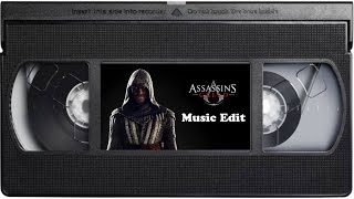 Assassin's Creed The Movie Music Edit! (With Eagle Cry)
