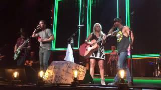Miranda Lambert feat. Kip Moore and Brothers Osborne - Willin (cover)