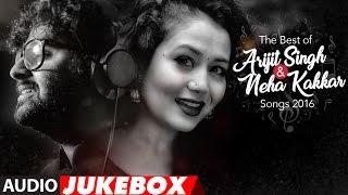 The Best Of Arijit Singh & Neha Kakkar Songs 2016 | Audio Jukebox | T-Series width=