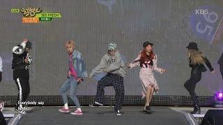 뮤직뱅크 Music Bank - 365 Fresh - 트리플 H (365 Fresh - Triple H).20170519