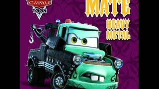 Cars Toons: Histórias do Mate -  Mate Metal Pesado (Mater's Tall Tales) Heavy Metal Mater