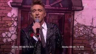 Danny Saucedo - In The Club (Melodifestivalen 2011)