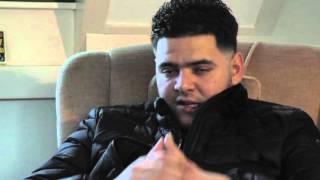 Rapper Lijpe vertrouwt niemand