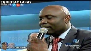 Michel Martelly & Sénateur Jacques Sauveur Jean en Duo - Kèm ap dechire