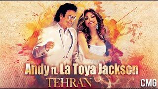 "Andy featuring La Toya Jackson ""Tehran"" official music video HD"