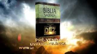 """Bíblia Sagrada - Edição especial """"Os Dez Mandamentos"""""""