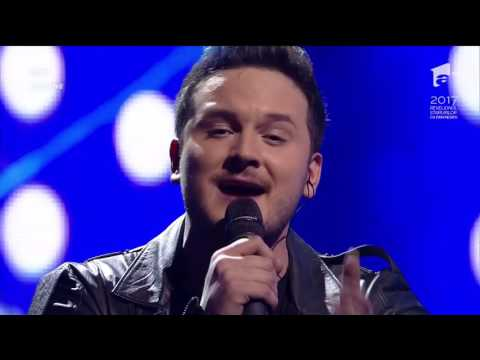 "Talisman - ""Atât de singur"". Marcel Roșca si Alin Oprea in finala X Factor"