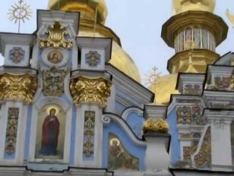 St Michael's Gold Domed Monastery, Kiev, Ukraine