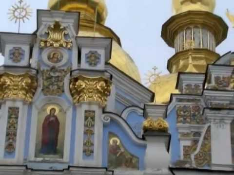 St Michael's Gold Domed Monastery, Kiev, Ukraine