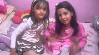 Maria Joaquina Mirim e Valéria Ferreira Mirim - Carrossel - Cena Cover das Mirins (DyellenMania)