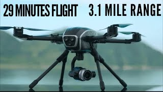 PowerVision PowerEye Professional Cinematography Drone Promo Video