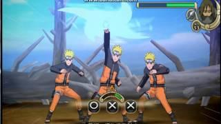 Naruto Shippuden Ultimate ninja Impact .Naruto VS, Kakuzo