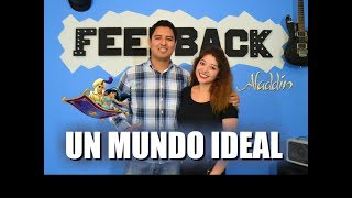 Aladdín - Un Mundo Ideal - Clarisa Kuri (Cover Español)