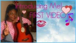 INTRODUCING ME BY NICK JONAS (COVER) - First video! :)