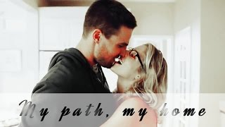 Oliver & Felicity | You are my path, my home (+4x01)